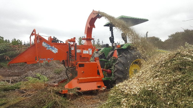 Model 150 Afp Wood Chipper Tomcat Chippers