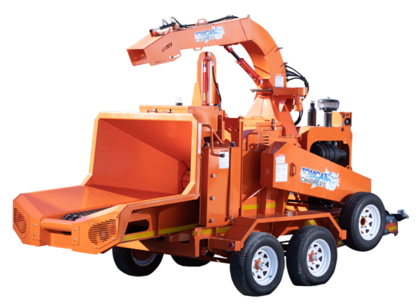 Model 375 AFE Wood Chipper - Tomcat Chippers