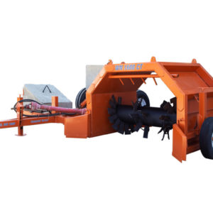compost turner product from Tomcat Chippers