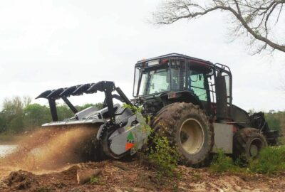 Forestry Mulchers - PTO - Tomcat Chippers