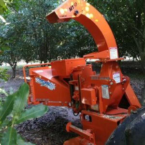 wood chipper for macadamia farmers